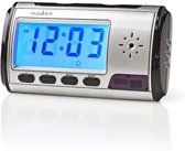 Spy Camera Clock   720 x 480 Video   Remote Control   Rechargeable