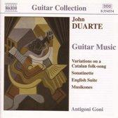 Duarte John: Guitar Music