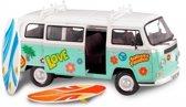 Simba  Surfcamper met Surfboards - Pop