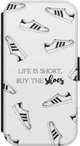Samsung Galaxy A3 2016 flipcase hoesje - Buy the shoes
