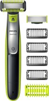Philips OneBlade Face + Body QP2630/30 - Trimmer, scheerapparaat en styler