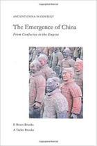 The Emergence of China