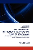 Role of Rotary Instruments in Apical One Third of Root Canal