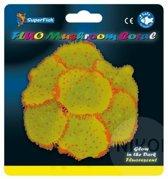 SF fluo mushroom coral oranje