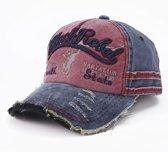 Baseball cap - Black Rebel South State - C015