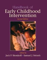Handbook of Early Childhood Intervention