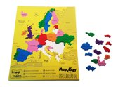 By The Buy Europa (NL) foam puzzle