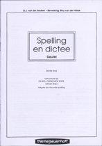 Spelling en dictee