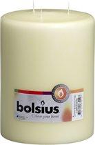 Bolsius Mammoetkaars - 200/150 mm - 2 stuks - Ivoor