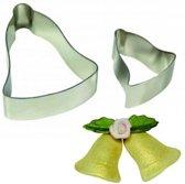 Bell  Flower Petal Cutters Set 2