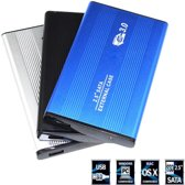 USB 3.0 Plug and Play SSD / HDD 2.5 externe harde schijf behulzing