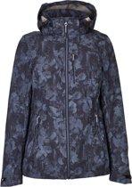 Killtec dames softshell jas Julia donkerblauw - maat 44