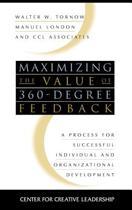 Maximizing the Value of 360-degree Feedback