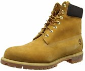 Timberland Heren  Premium Boots (maat: 43,5) Geel / Honing Bruin 10061