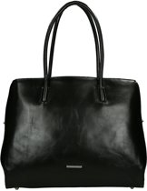 Claudio Ferrici Classico 18049  Workbag black