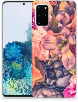 Samsung Galaxy S20 Plus TPU Case Bosje Bloemen