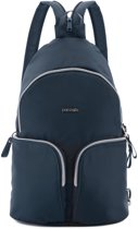 Pacsafe Stylesafe Sling Backpack-Anti diefstal-6 L-Blauw (Navy Blue)