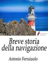Breve storia della navigazione
