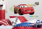 Disney RoomMates Muursticker Cars 2 - Rood