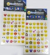 Emoticon/Emoji/Emoti stickers