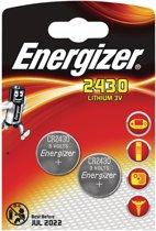 Energizer Lithium CR2430 3V - blister 2
