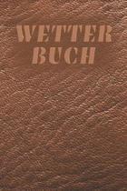 Wetter Buch