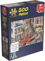 Jan van Haasteren Brand Meester - Puzzel - 500 stukjes