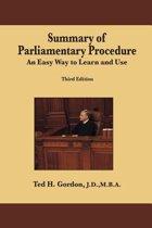 Summary of Parliamentary Procedure