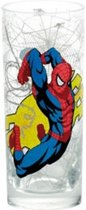 Marvel Spider-man Beker 360 Ml Transparant