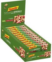 PowerBar Natural Energy Cereal Strawberry & Cranberry 24x40g