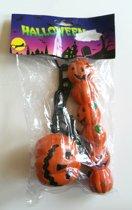 Halloween decoratie Pompoen ketting