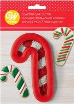 Wilton Koekjesuitsteker Candy Cane / Zuurstok