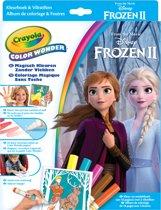 Crayola Color Wonder - Box Frozen 2