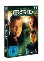 CSI Las Vegas Season 11 (DvD)