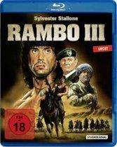 Rambo III Uncut (blu-ray)