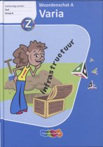 Afbeelding van Varia Groep 8 Woordenschat A Leerlingenboek