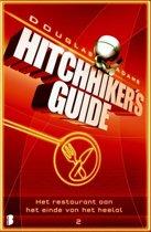 Hitchhiker's guide - 2 - Het restaurant aan het einde van het heelal