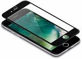 BestCases.nl Zwart Apple iPhone 8 Tempered Glass Screen Protector