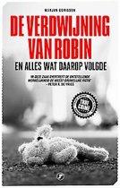 Boekomslag van 'De verdwijning van Robin'