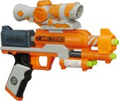 NERF Zombie Strike Clear Shot - Blaster
