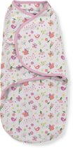 SwaddleMe inbakerdoek 3-6 mnd - Flowers & Butterflies