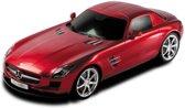 XQ Mercedes Benz SLS AMG 1:24 RC Auto - inclusief batterijen