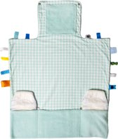 Snoozebaby verschoningsmat - Easy Changing - mint (50x70cm)