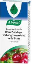 A.Vogel Cranberry Monarda - 30 Tabletten - Voedingssupplement