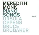 Meredith Monk - Piano Songs
