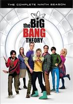 The Big Bang Theory - Seizoen 9 (Dvd) - met Nederlandse Ondertiteling