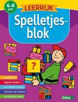 Leerrijk - Spelletjesblok 6-8 jr
