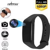 TKSTAR 1080P 30FPS Draagbaar Horlogebandje Spycam Draagbare Verborgen Videorecorder Armband Camera