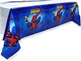 Spiderman Tafelkleed   Spiderman versiering  180cm X 108cm   Spiderman verjaardag   Game verjaardag