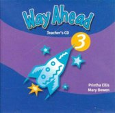 Way Ahead 3 Teacher's Book Cdx1